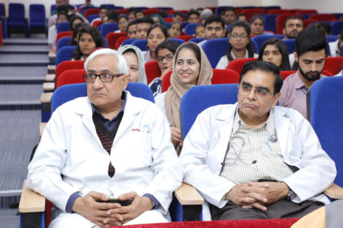 Guest Lecture on Clinical Applications of Vascular Interventions