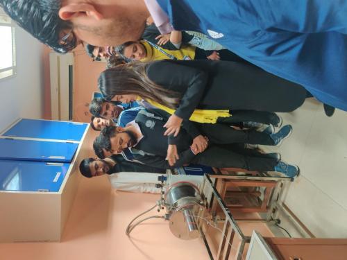 Industrial Visit to Jamia Hamdard-10