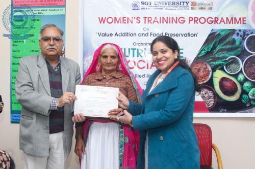 SGT-University-women-training-programme-03