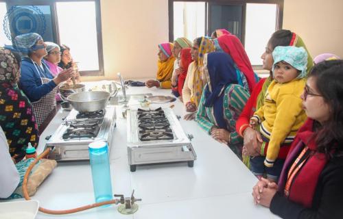 SGT-University-women-training-programme-11