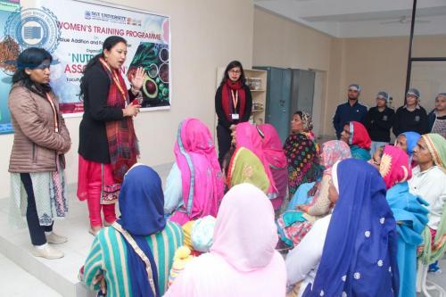 SGT-University-women-training-programme-15