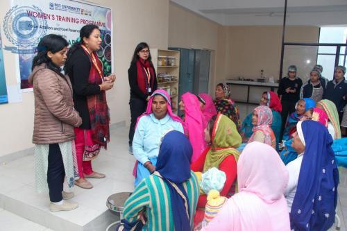 SGT-University-women-training-programme-16